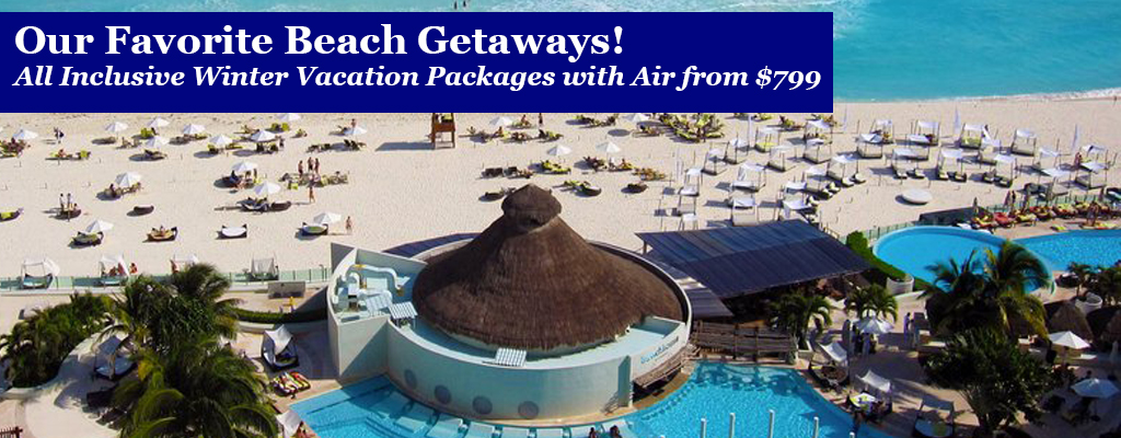 Cruise travel experts all inclusive winter vacation for All inclusive winter vacations