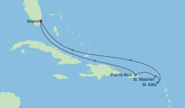 Cruises on Celebrity Reflection - Cruiseline.com
