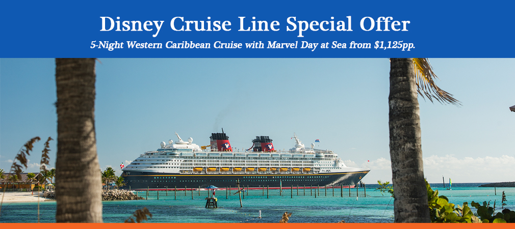 disney cruise line special offer cruise amp travel experts