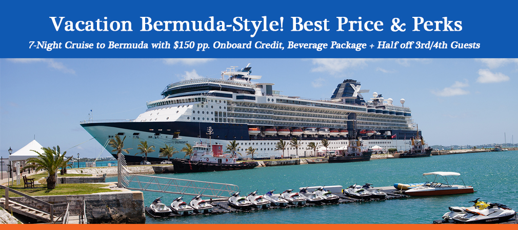 Celebrity Summit Cruises to Bermuda - Cruise Critic