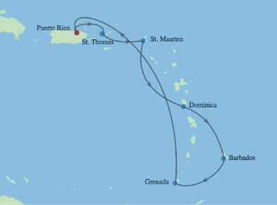Southern Caribbean Cruise 2020.7 Night Celebrity Southern Caribbean Cruise Cruise