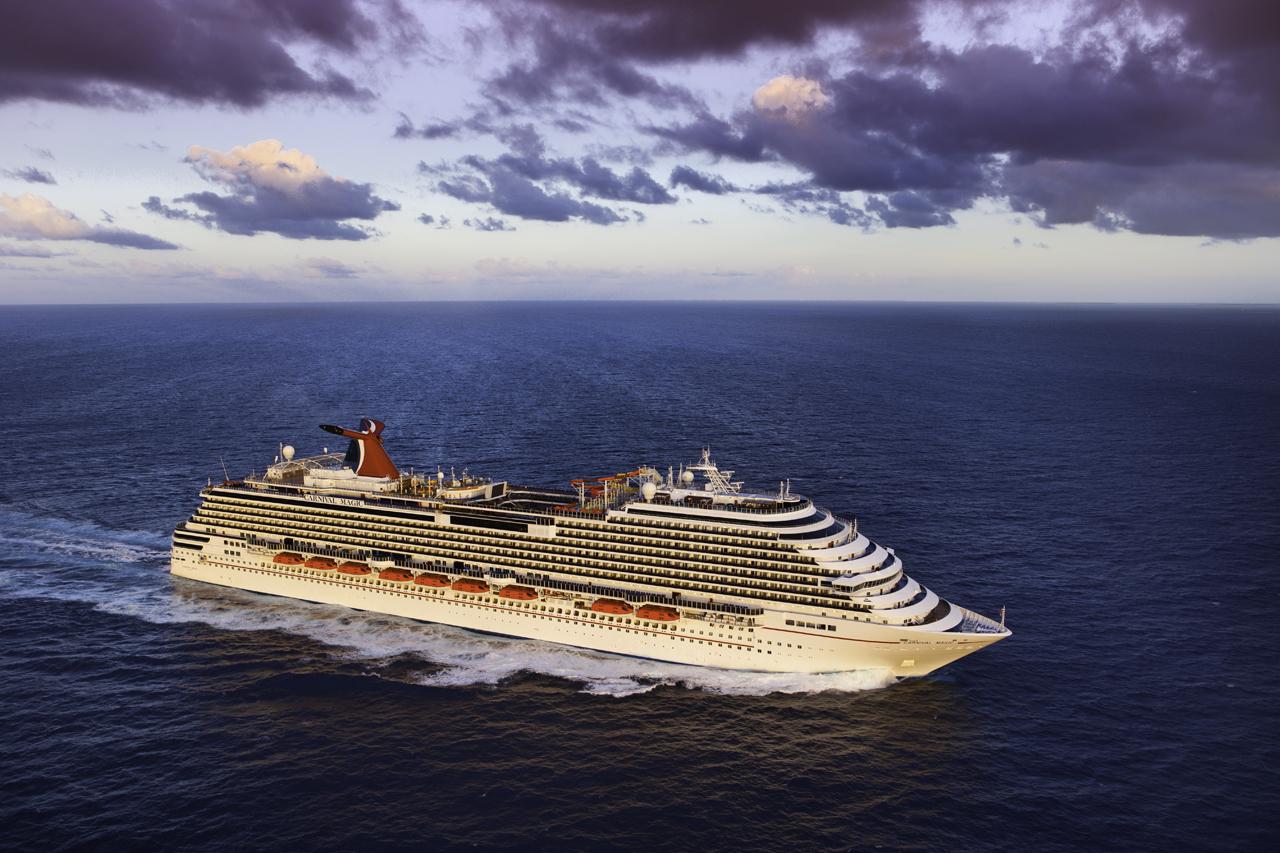 8-Day Eastern Caribbean Carnival Magic Cruise